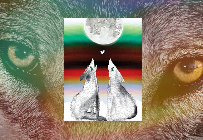 2-coyotes-bkgnd
