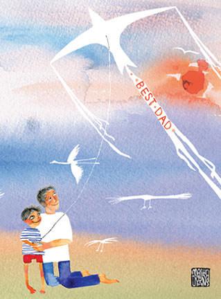 dad kite