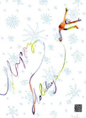 holiday skater