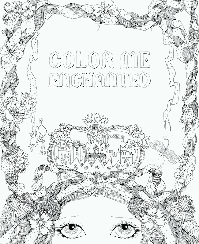 Mother's Day NEWS: Masha Gala coloring book!