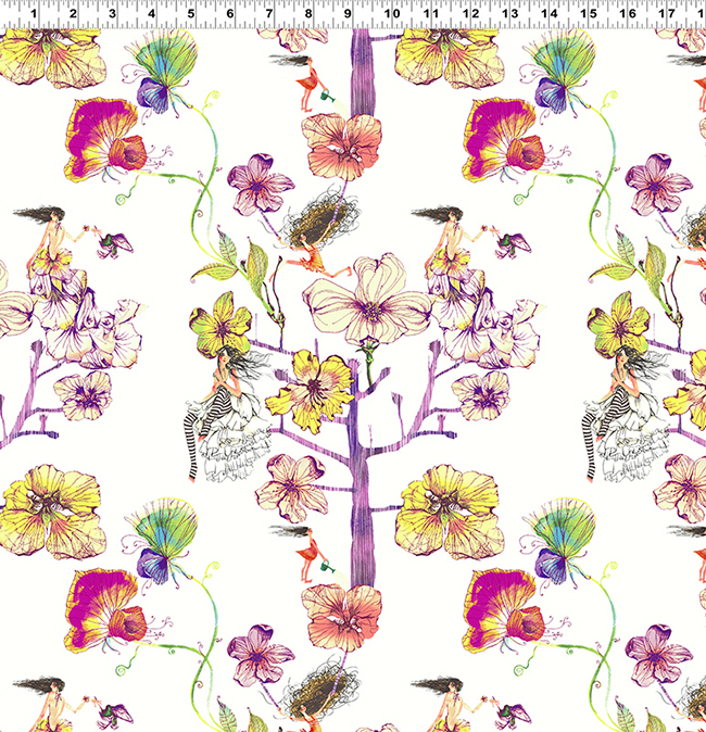 new masha fabric