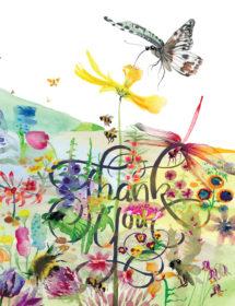 field thanks watercolor masha dyans