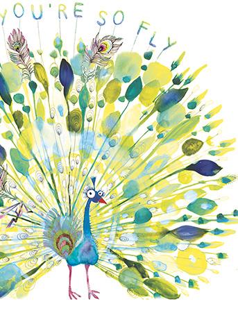 G50-peacock-masha-dyans-watercolor-greeting-card