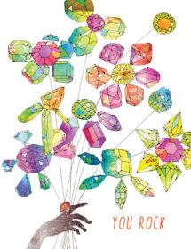 G99-you-rock-gem-bouquet-hand-masha-dyans