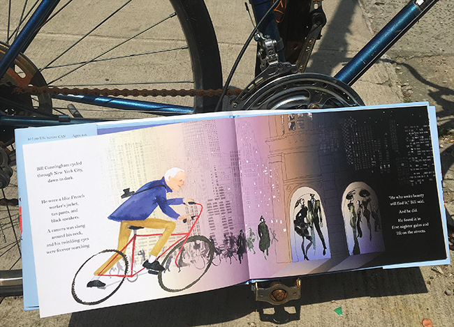 POLKA DOT PARADE: A Book About Bill Cunningham Giveaway
