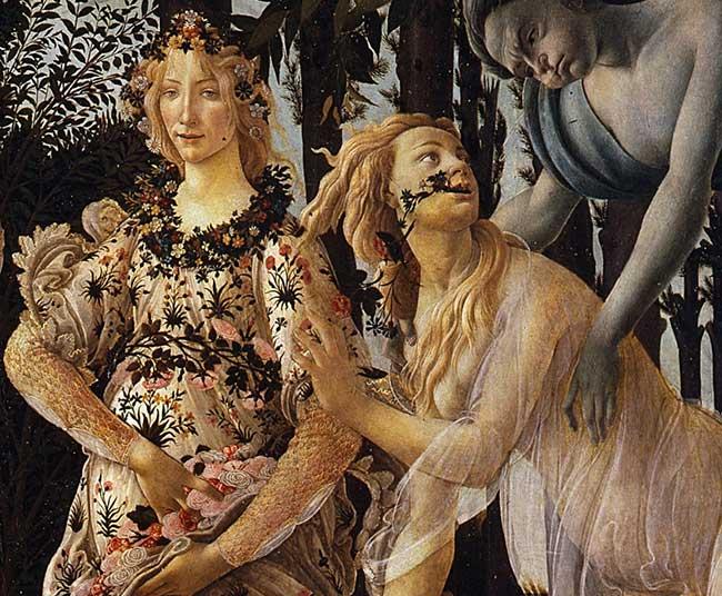 May Day Goddess Flora