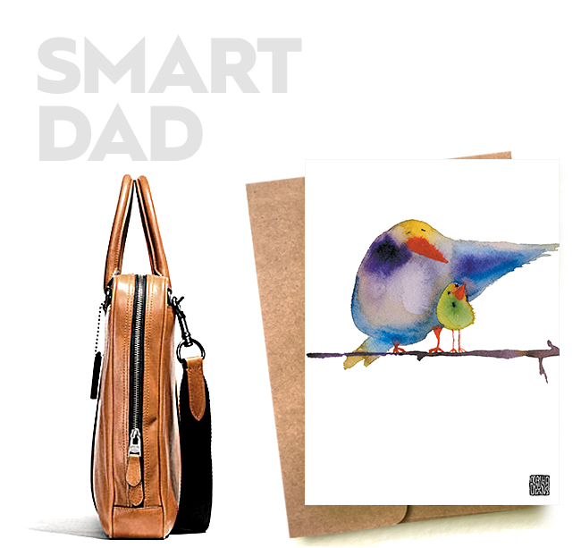 father's day smart dad
