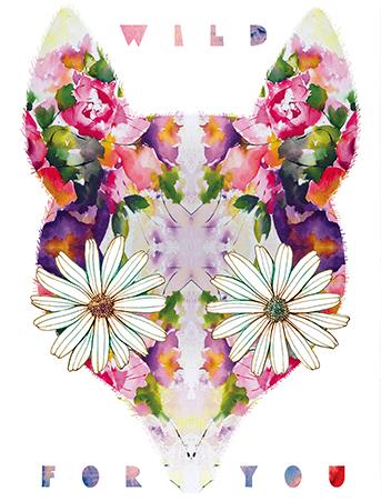 V30 flower animal face masha dyans