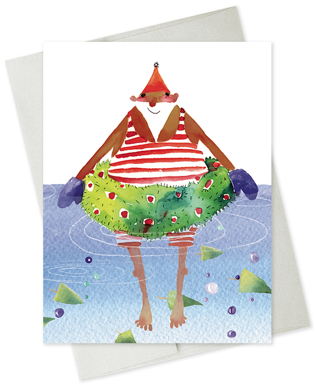 Masha Dyans Design Holiday Cards