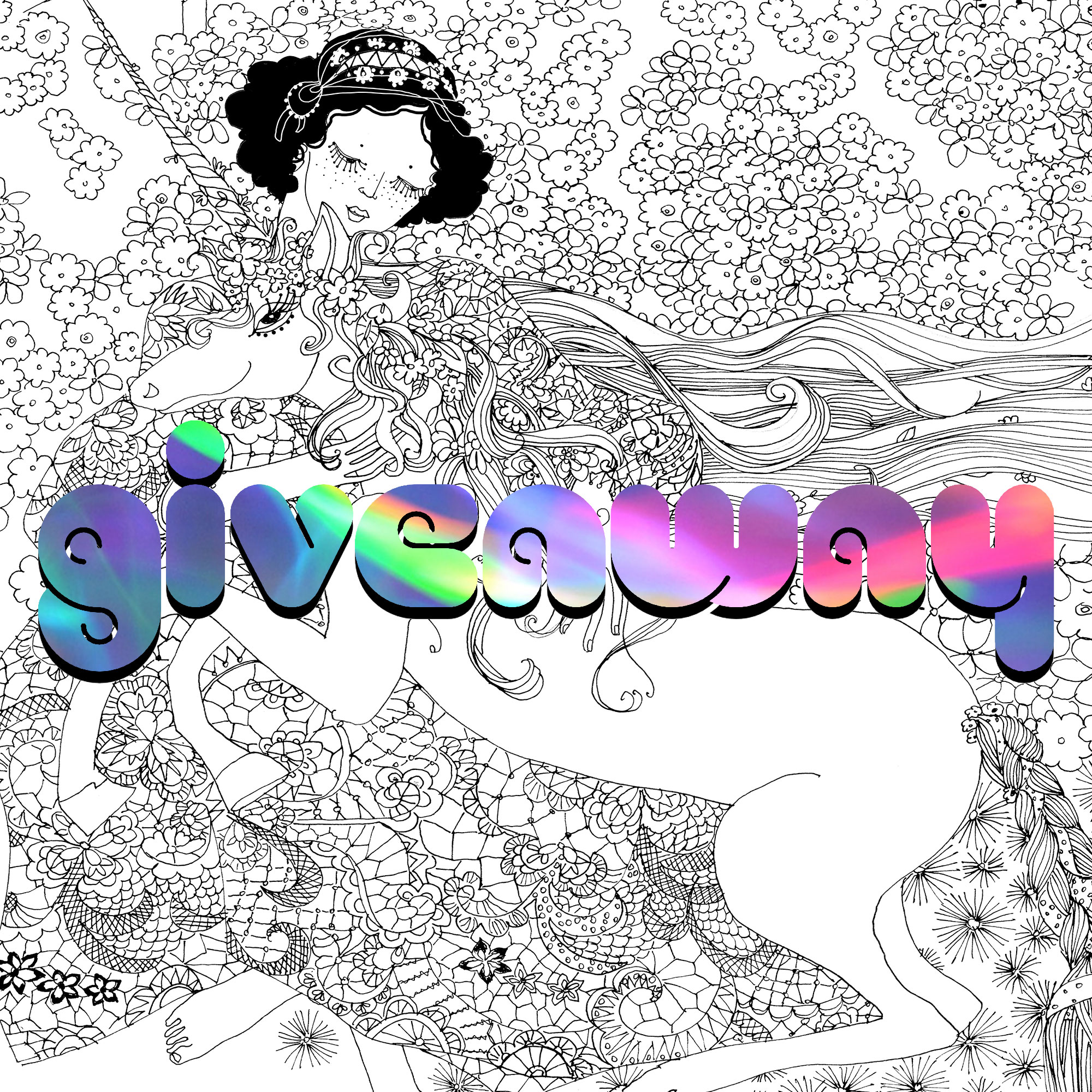 Color Me Enchanted GIVEAWAY