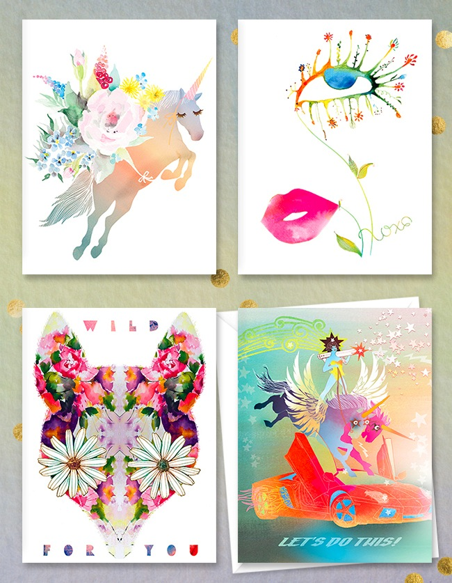 New Cards from Masha: Giveaway!