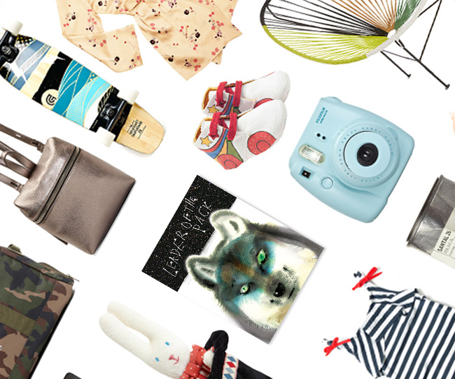 Masha Dyans greeting card on Refinery29 gift guide.